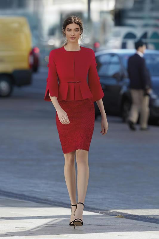 low priced e0d19 8848c Abiti da cerimonia per signora Roma, vestiti cerimonia ...