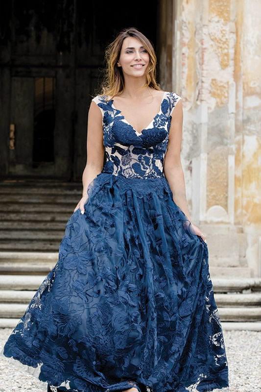 the best attitude a8d55 bb55b Musani Couture, abiti da cerimonia donna Musani Couture ...