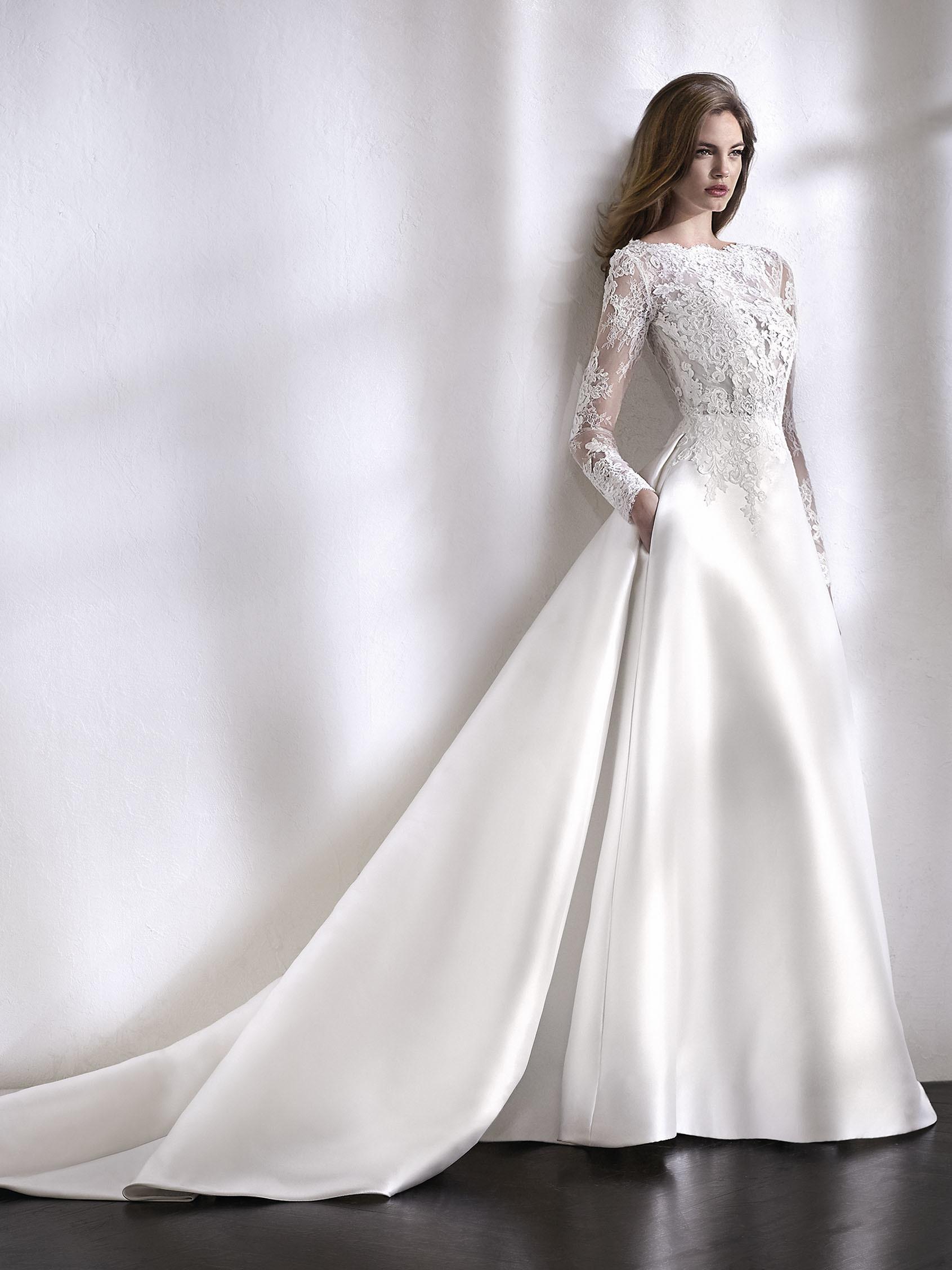 f723f28e1aea4 Abiti da sposa Roma San Patrick