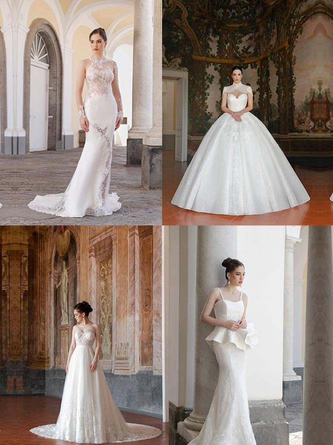 Vestiti Da Sposa Zurigo.Abiti Da Sposa 2020 I Top 100 Abiti Sposa 2020 Sg Spose